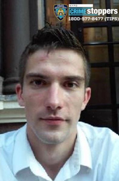 Marcin Parzych, 28, Missing