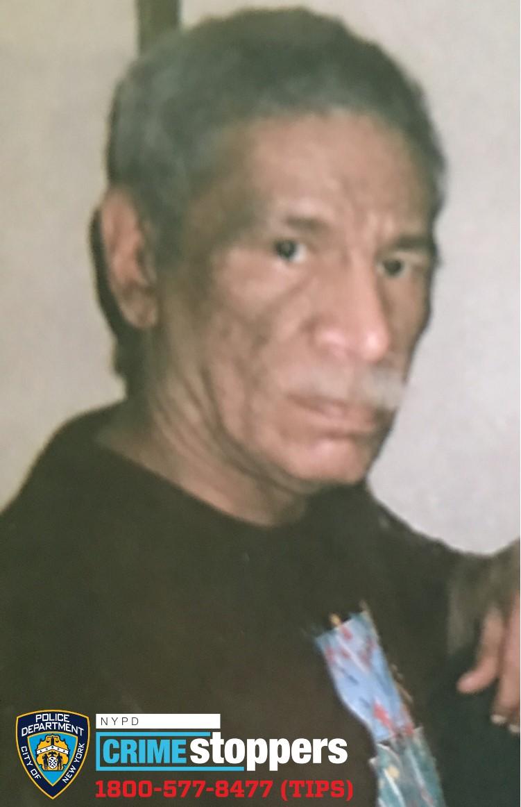 Michael Mora, 64, Missing