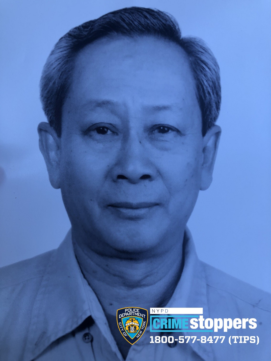 Nhon Ngo, 76, Missing