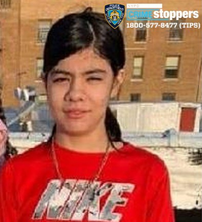 Rose Sanchez, 13, Missing
