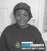 Shantia Brown, 15, Missing