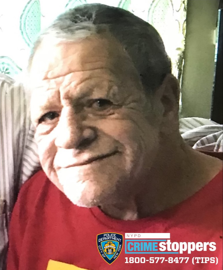 Vicor Perez, 75, Missing