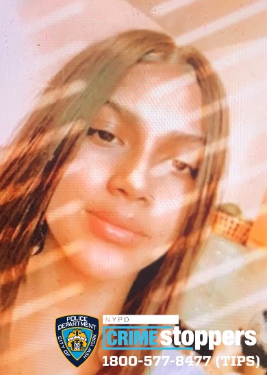 Yessica Nivarrez Castro, 14, Missing