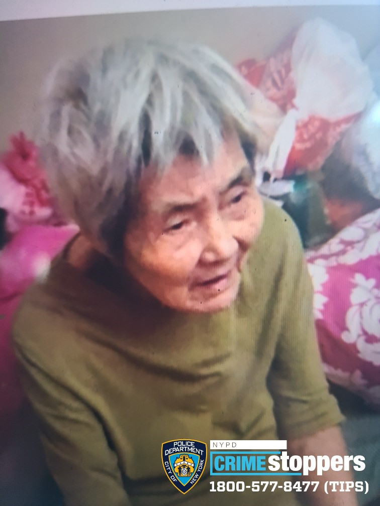 Youdi Zhang, 85, Missing