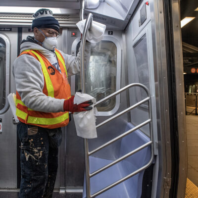 FEMA Pulls MTA Cleaning & Safety Funding