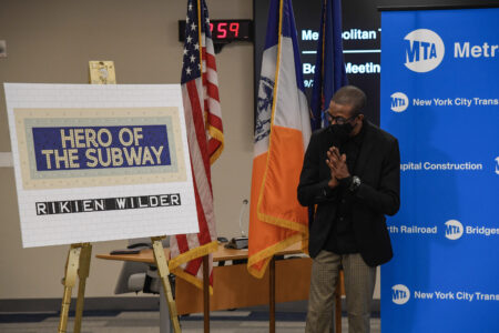 An Year Of Unlimited Rides For Good Samaritan Hero In Subway Sabotage Incident