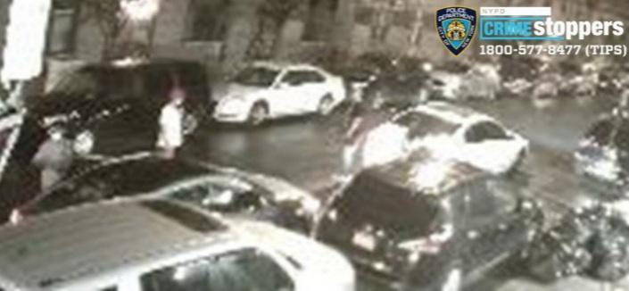 Help Identify An Assault Gang