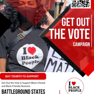 I Love Black People Launches Get Out The Vote Virtual Bus Tour