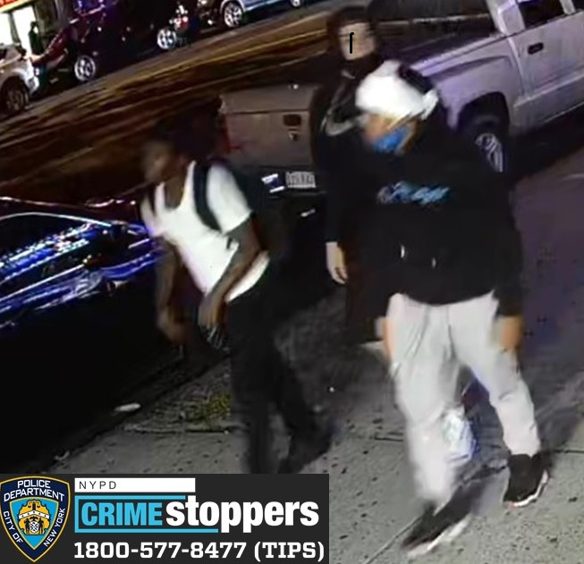 Help Identify A Reckless Endangerment Trio
