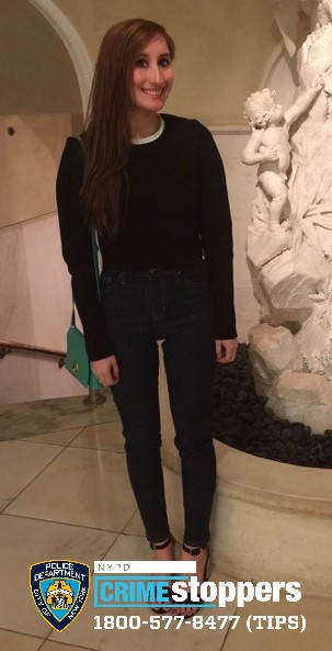Alexandra Harrington, 29, Missing