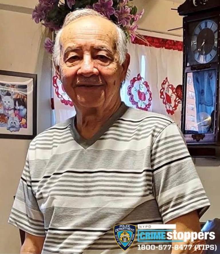 Anibal Hernandez, 80, Missing