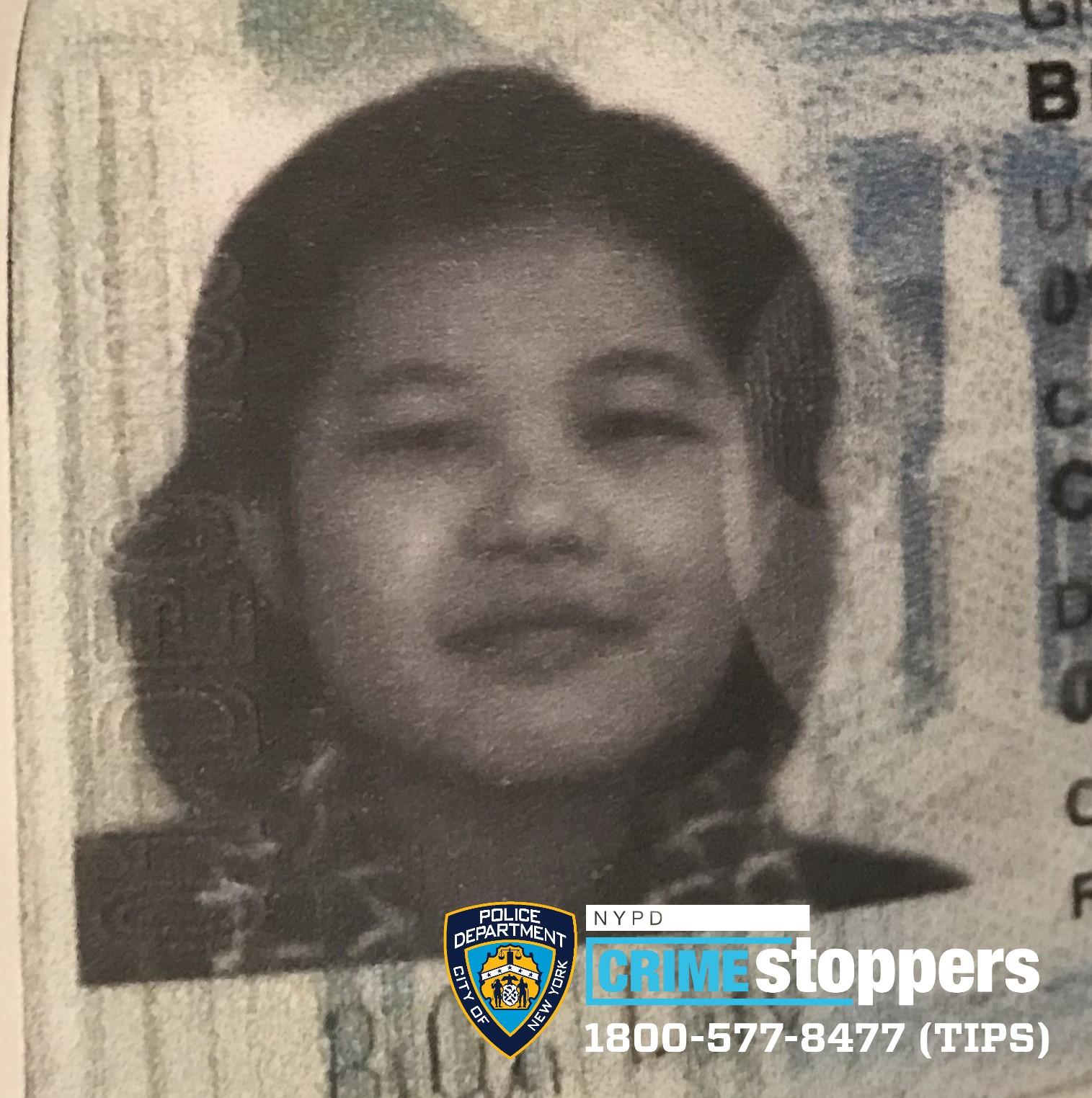 Bi Cui Lin, 28, Missing