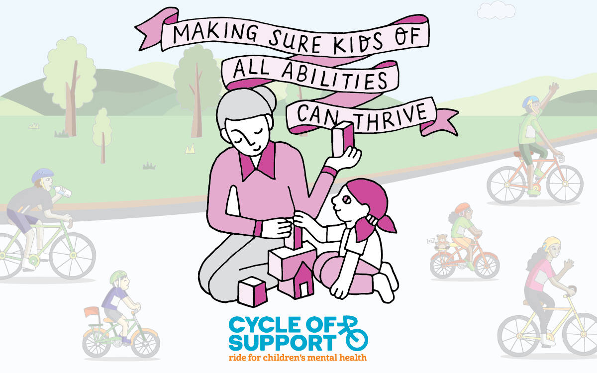 Join Parents Across New York & Ride To Help Young New Yorkers Thrive