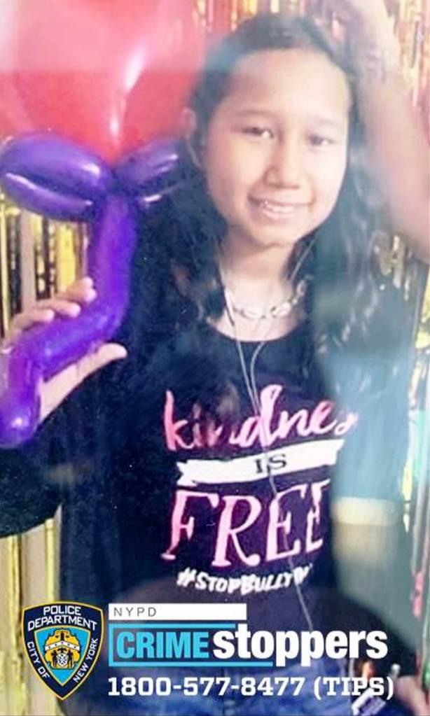 Daisy Garcia, 13, Missing