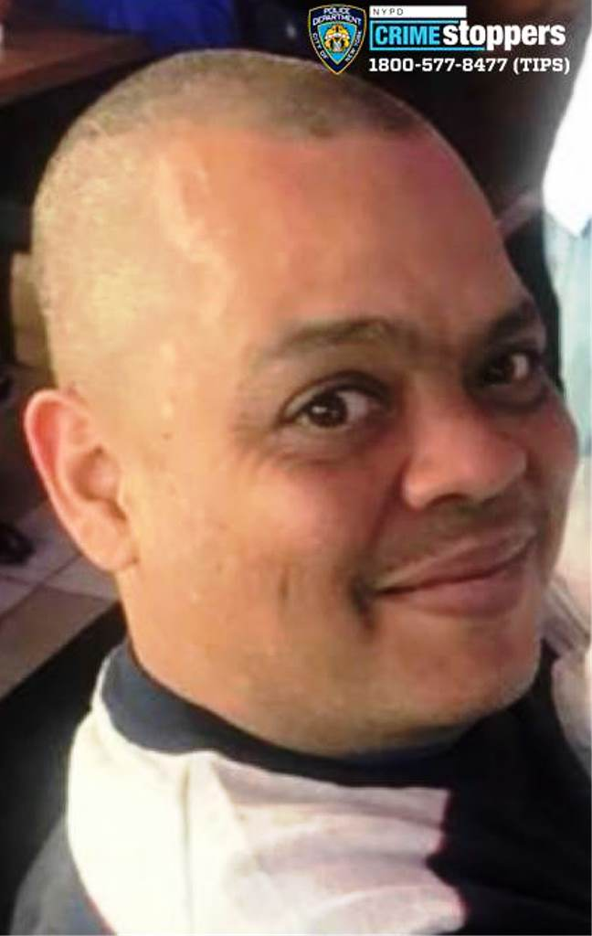 Fred Cosme, 50, Missing