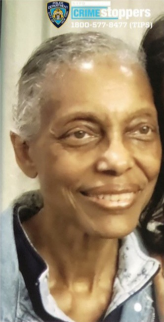 Grace Sells, 78, Missing
