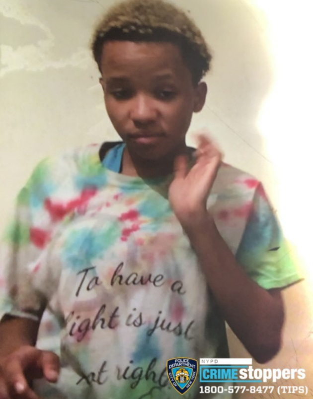 Jazmary Thompson, 15, Missing