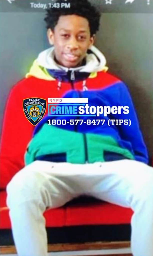 Joseph Ramos, 16, Missing