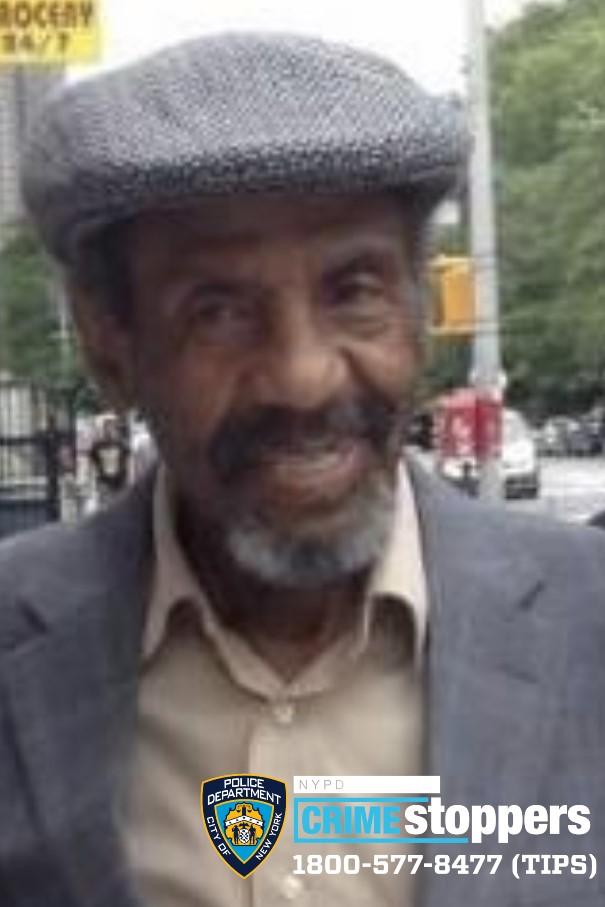 Kiane Zawadi, 87, Missing