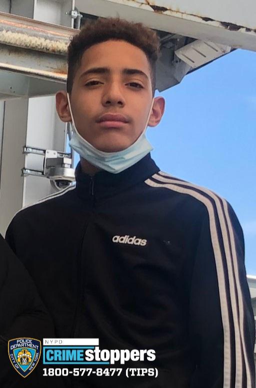 Melvin Logan, 14, Missing