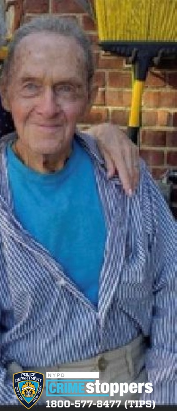 Noel Kirkwood, 86, Missing