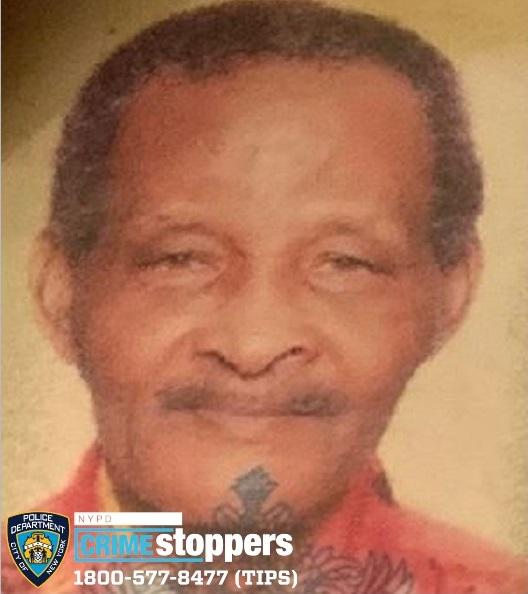 Patrick Stanislaus, 78, Missing