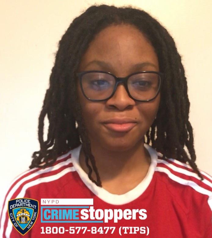 Shani Antoine, 15, Missing