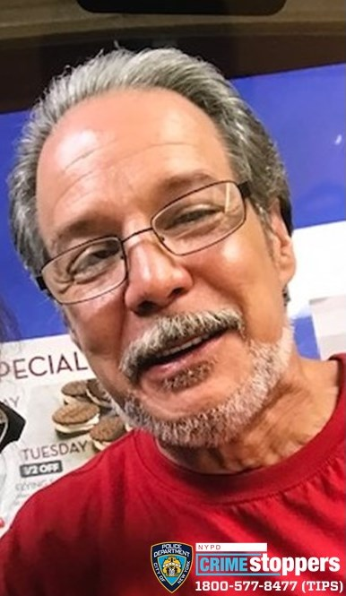 William Garcia, 64, Missing
