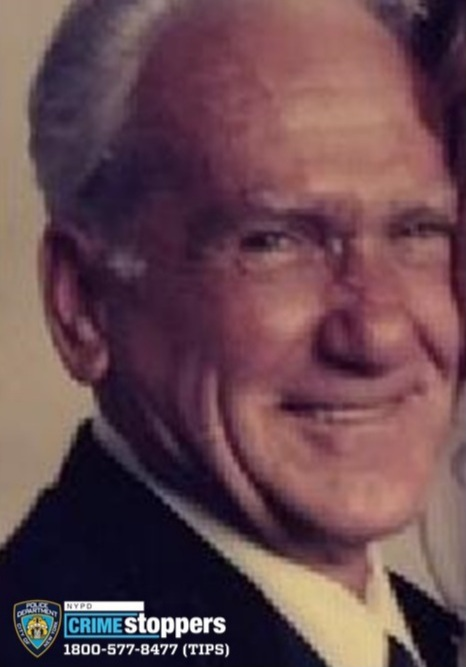 William Lewis, 90, Missing