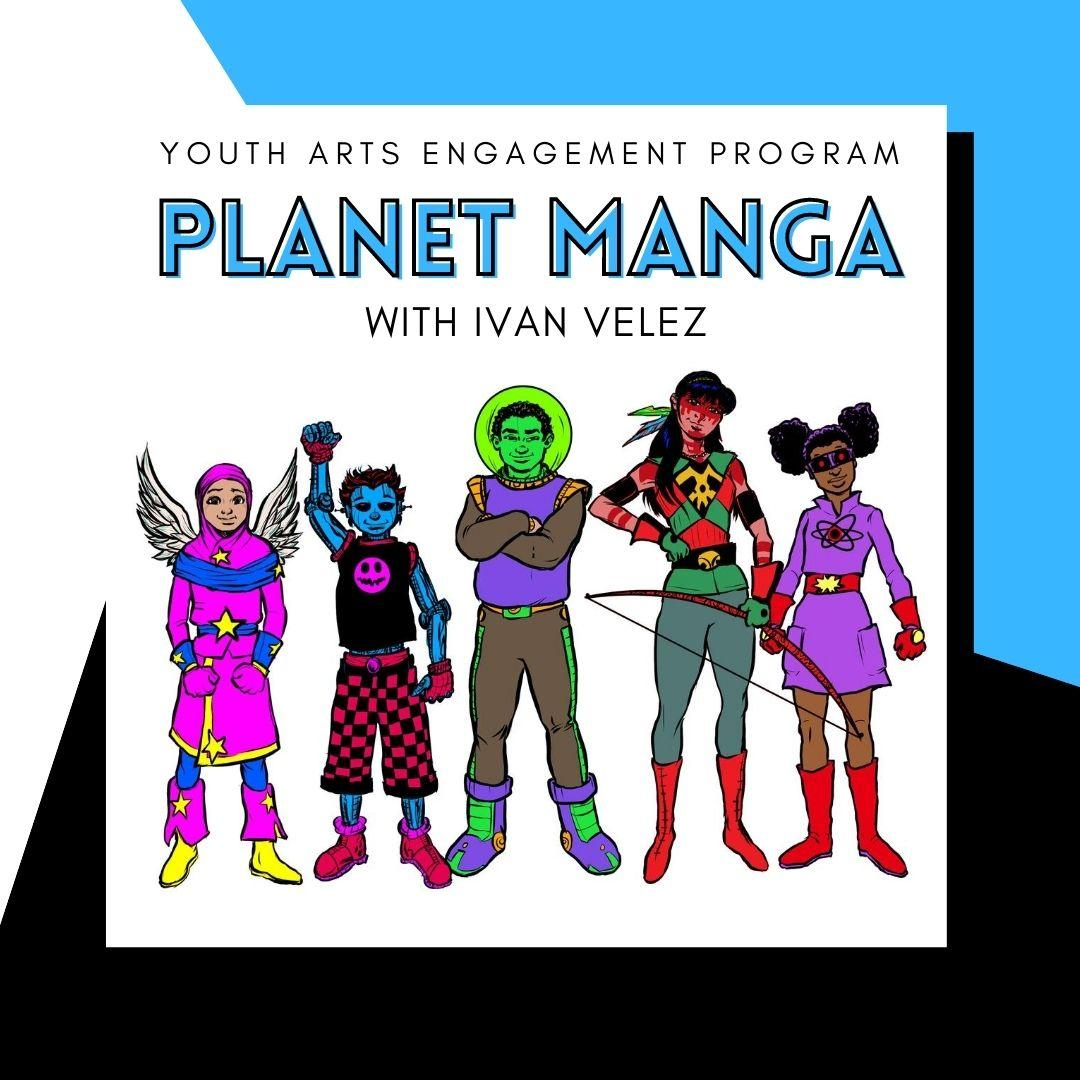 Free Planet Manga Workshop
