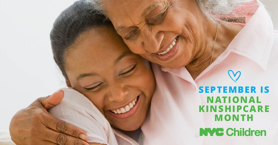 NYC Administration For Children's Services Celebrates National Kinship Care Month