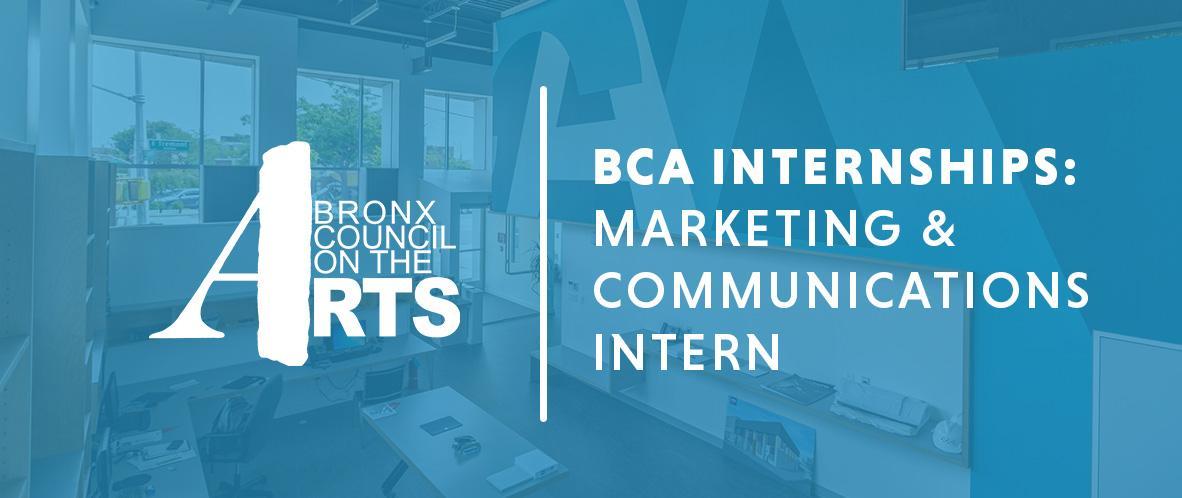 BCA Marketing & Communications Internship