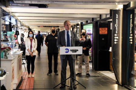 Turnstyle Underground Retail Hub At 59<sup>th</sup> Street – Columbus Circle Station Reopens