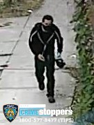 Helpt Identify A Robbery Suspect