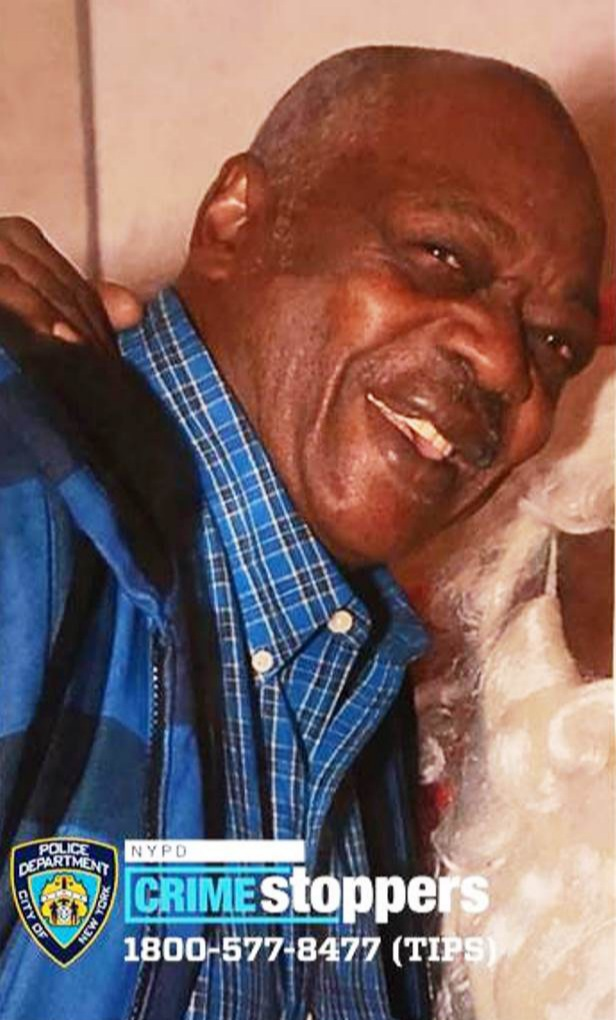 Charles Hill, 79, Missing