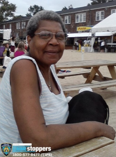 Doris Cato, 73, Missing