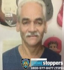 Eduardo Berrios, 69, Missing