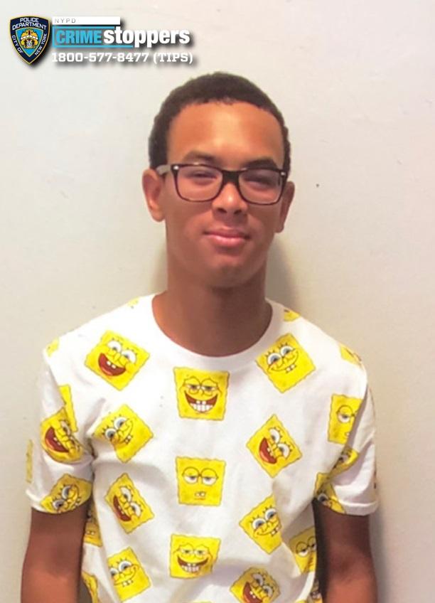 Edward Payero, 15, Missing