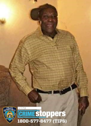 Ervin Smith, 77, Missing