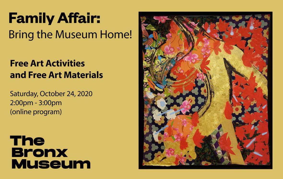 Family Affair: Bring The Museum Home!
