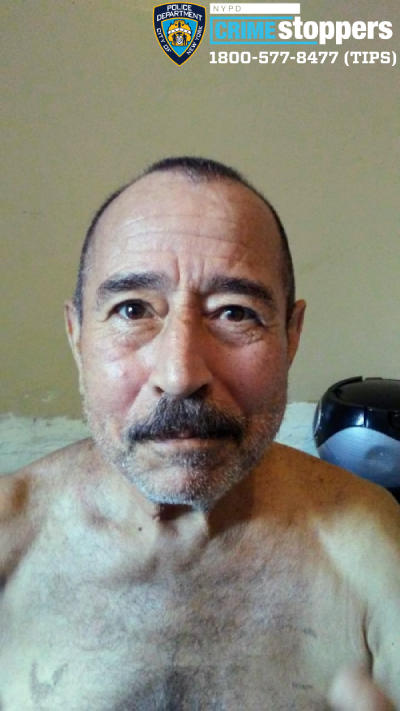 Guillermo Chavez, 64, Missing