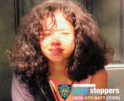 Teresa Donovan, 15, Missing
