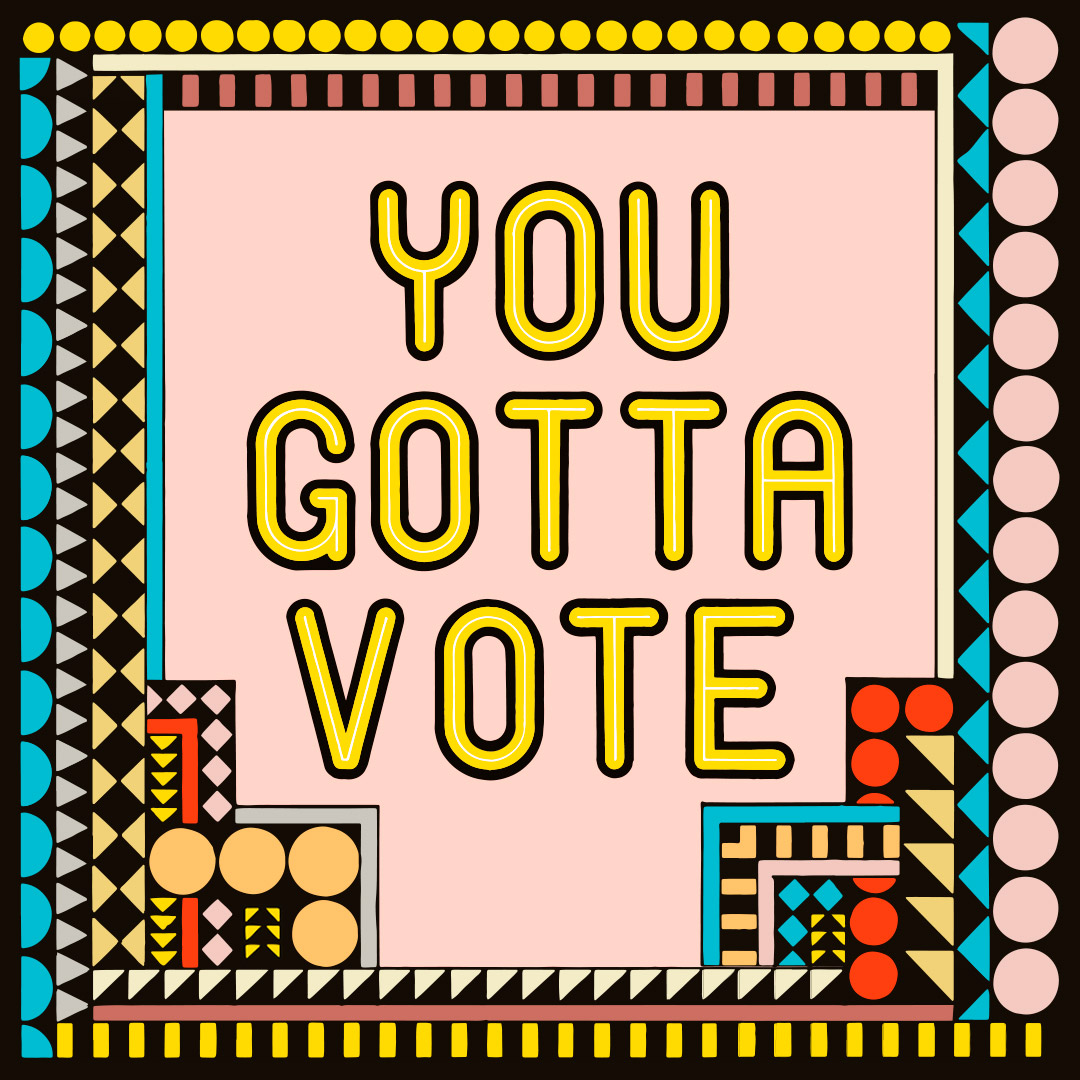 """Facebook's """"Voting Is Voice"""" Campaign Premiers With Bronx Murals"""