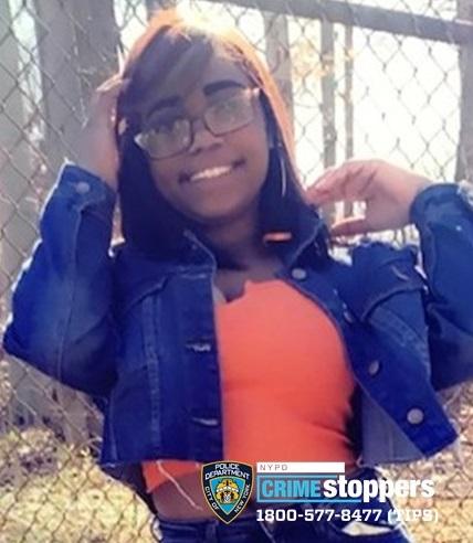 Yojanni Del Rosario Tejeda, 16, Missing