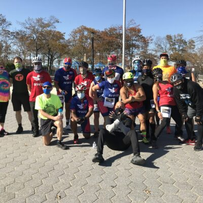 Capping Off Tour de Bronx 2020 Season