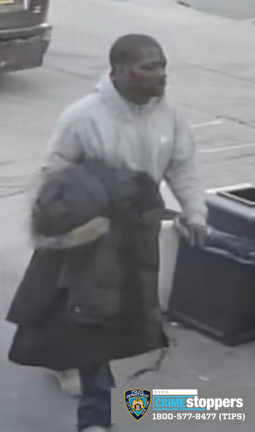 Help Identify An Attempted Robbery Suspect
