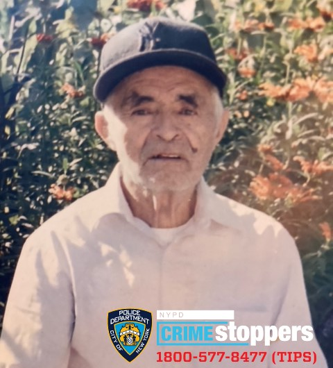 Abraham Bonilla, 89, Missing