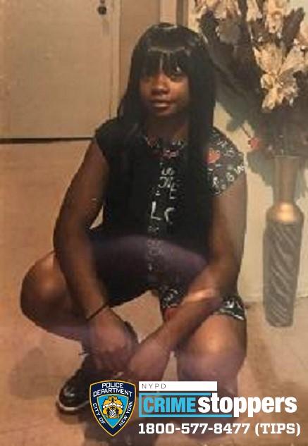 Jasmine Albritton-Lynch, 16, Missing