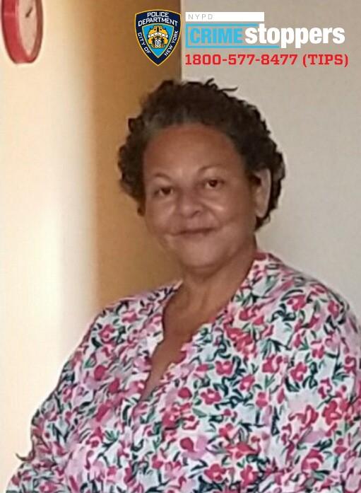 Nancy Ayala, 54, Missing