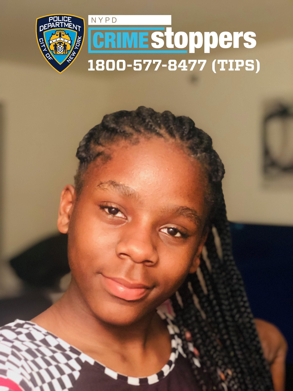 Nevaeh Reid, 14, Missing